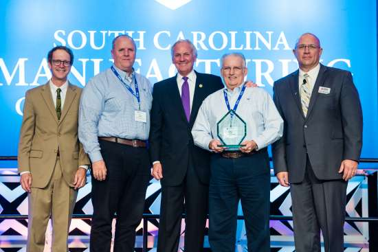 Salute to Manufacturing Awards honor companies