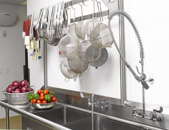 Marrying form and function: Tips for specifying the right plumbing components across the kitchen
