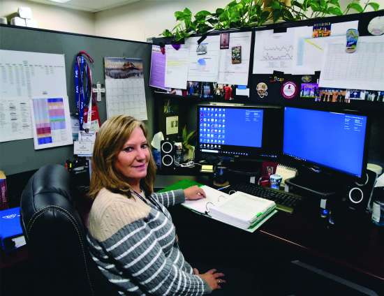 Faces of Manufacturing: Never a Routine Day