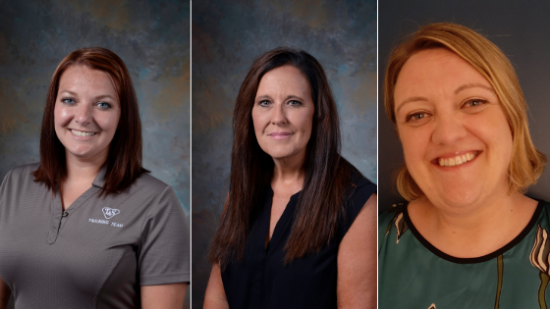 T&S Promotes Three in Management as Part of Ongoing Growth