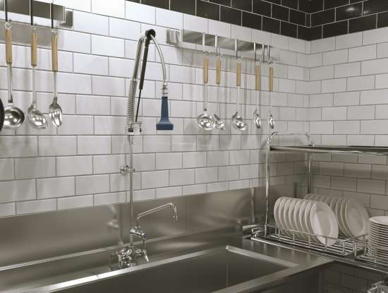 Plumbing for the Changing Open Kitchen