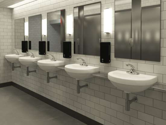 Status Check for Green Restrooms: Tap into plumbing advancements for water conservation in commercial restrooms