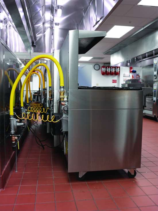 Choosing safety: Appliance connectors play a critical safety role in kitchens, should be chosen with care