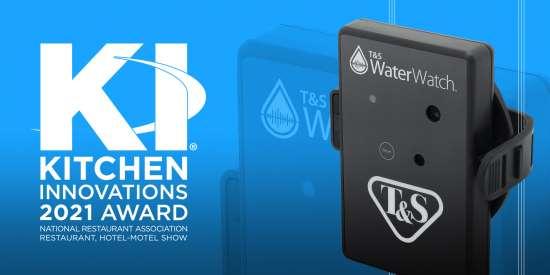 T&S WaterWatch Wins National Restaurant Association Kitchen Innovations Award