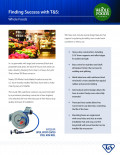 T&S Case Study: Renowned Supermarket Finds Success with T&S Washdown Solutions