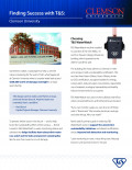 T&S Case Study: Clemson University Utilizes T&S WaterWatch for Leak Detection and Monitoring