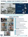 Sensor Faucet Retrofit Flyer – Foodservice