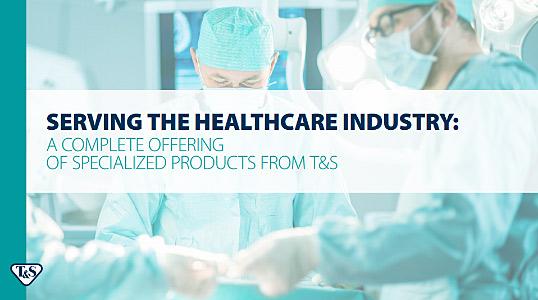 Healthcare Specification Brochure