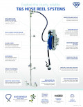 Hose Reel Systems Quick Reference Flyer