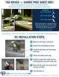 Sensor Faucet Retrofit Flyer - Plumbing