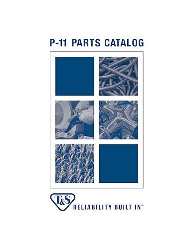 P-11 Parts Catalog