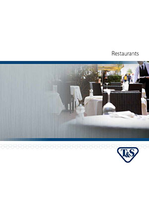 Restaurant Market Segment Brochure