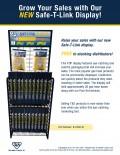 Safe-T-Link Gas Hose Product Display