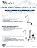 EC-1210 Series Sensor Glass and Water Bottle Filler Flyer