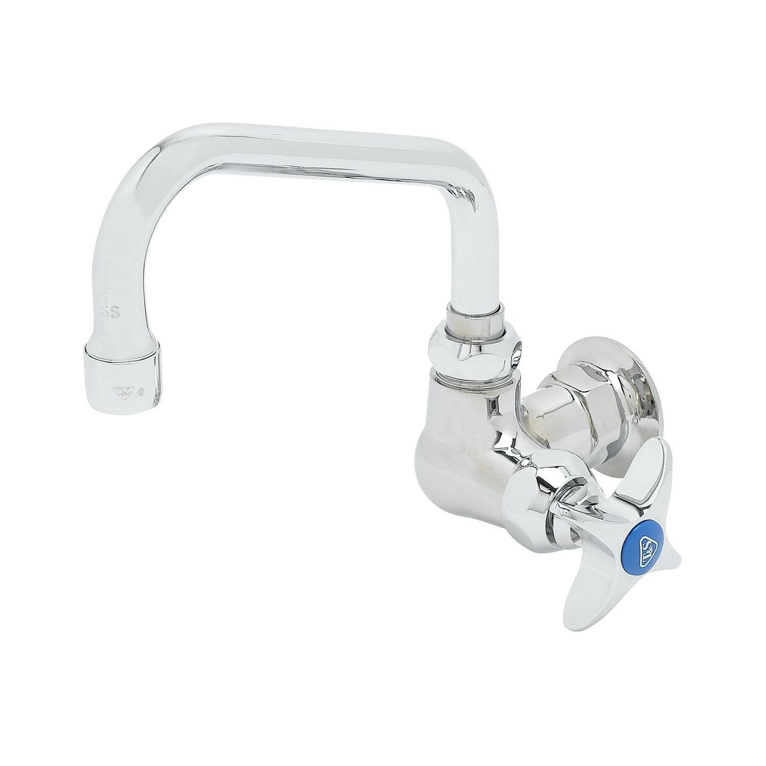 Pantry Faucets: B-0212-F05 - T&S Brass