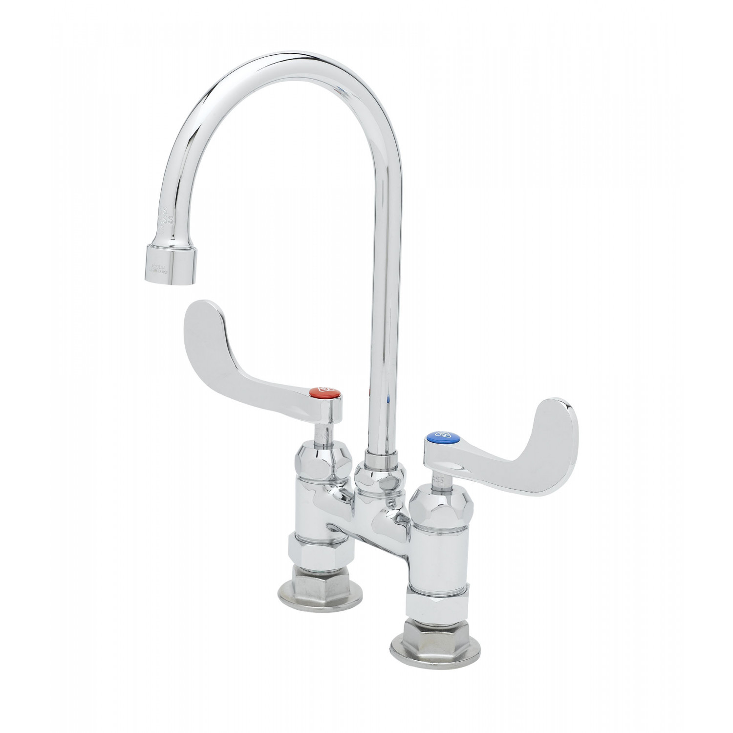 Pantry Faucets: B-0328-CR-VF05 - T&S Brass