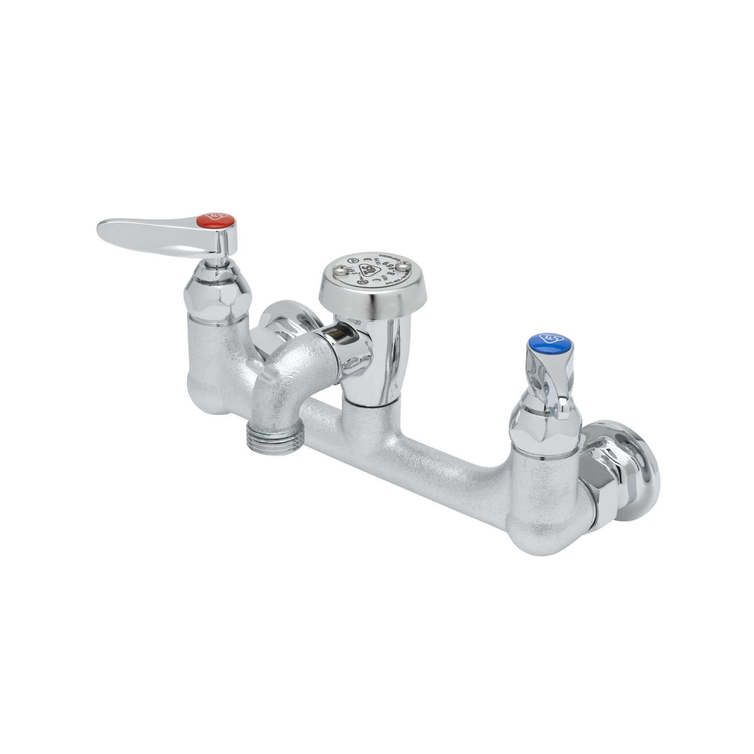 Service Sink & Sill Faucets: B-0674-RGH - T&S Brass