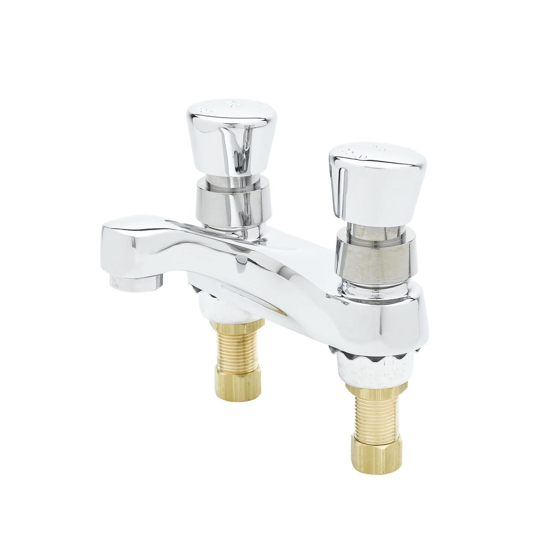 Self-Closing Metering Faucets: B-0831-02VR - T&S Brass