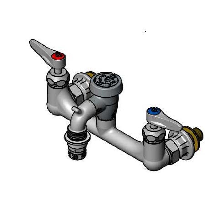 Service Sink & Sill Faucets: B-2271-CR - T&S Brass