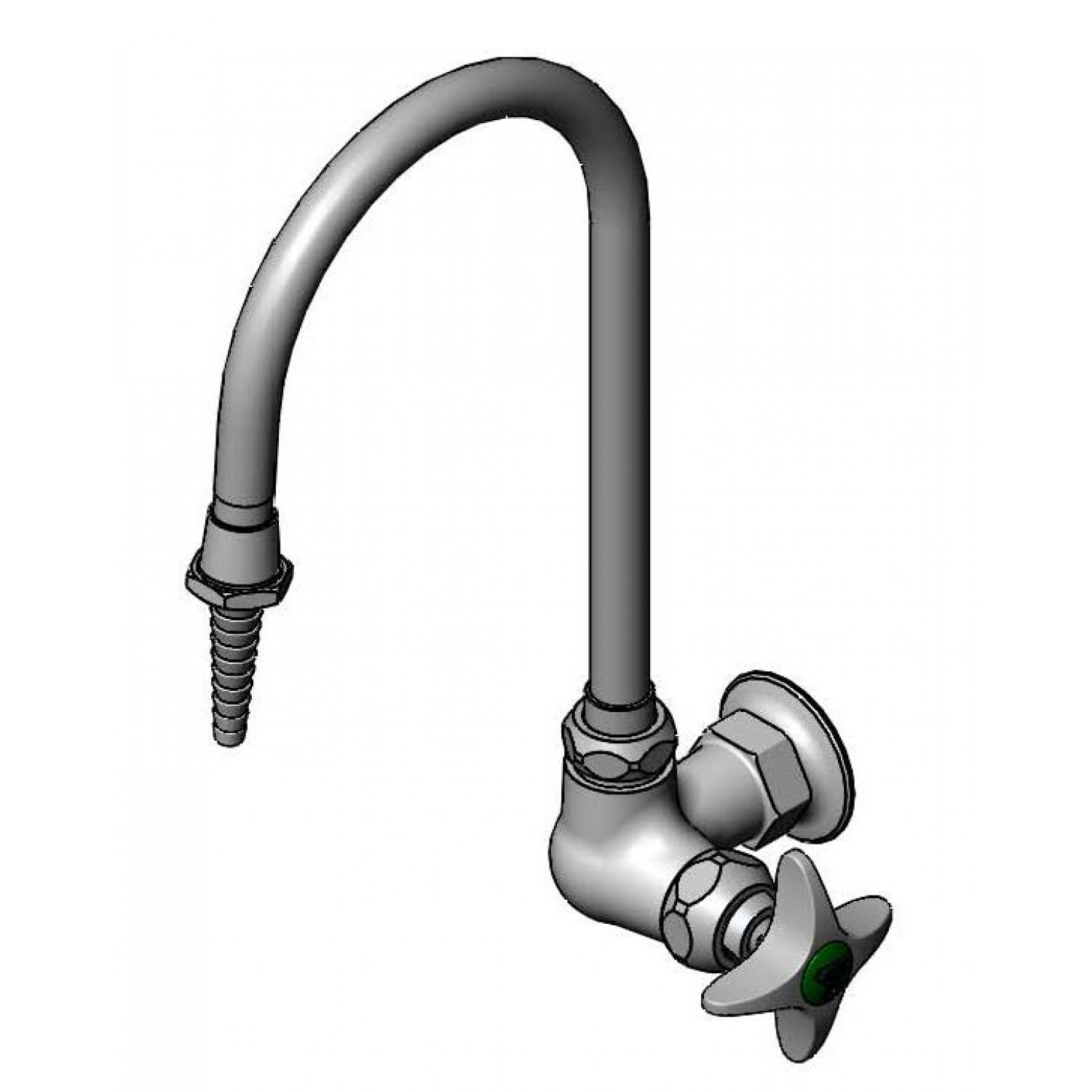 Laboratory Faucets: BL-5710-01 - T&S Brass