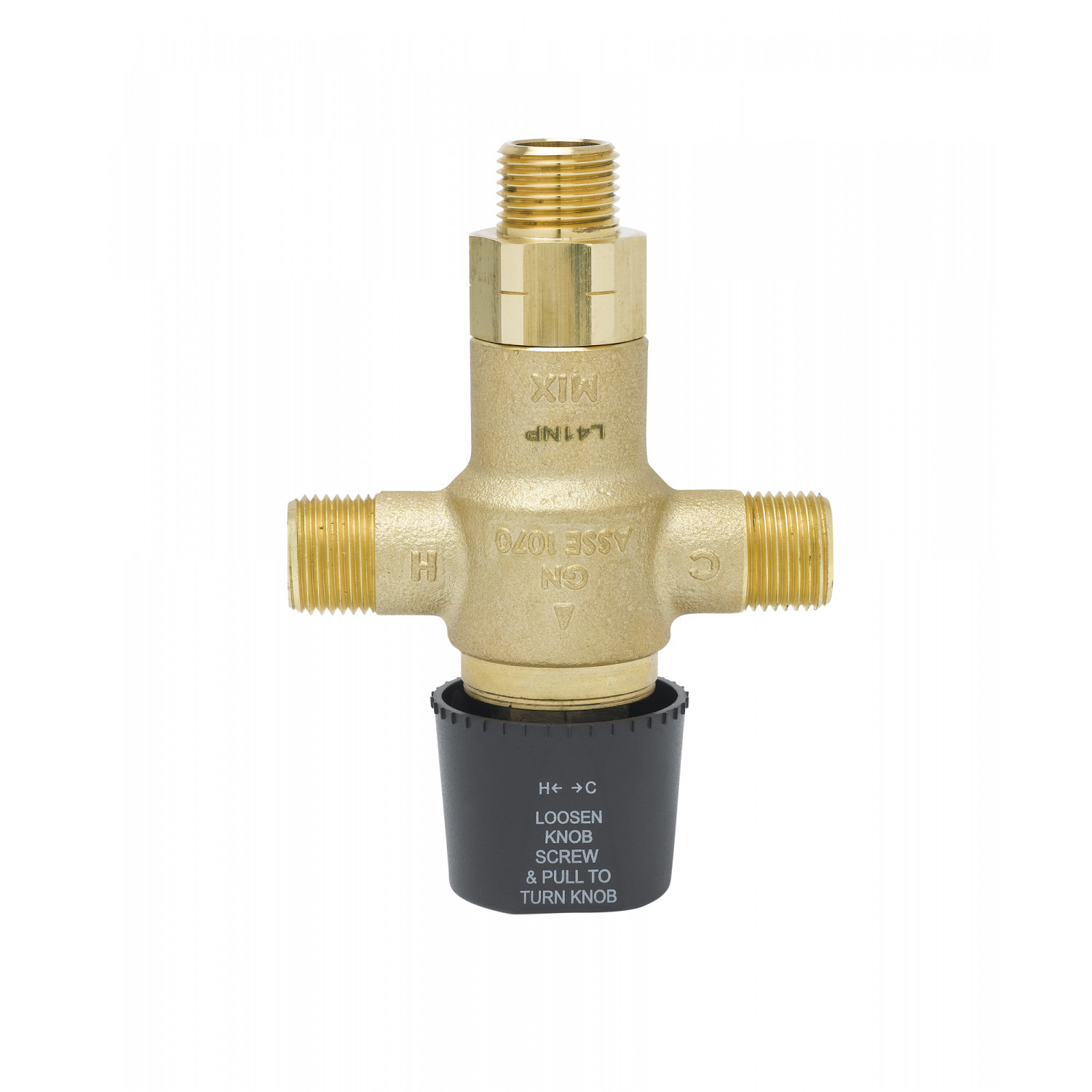 T S Ec Tmv Thermostatic Mixing Valve For Chekpoint Faucets: Sensor Faucet Parts: EC-TMV