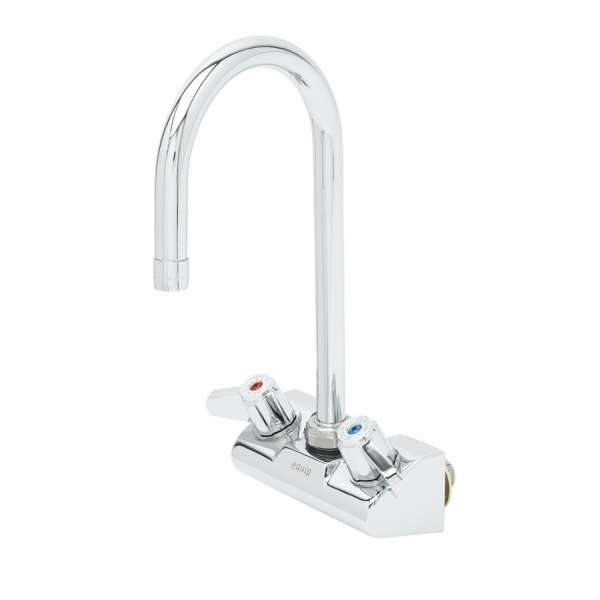 Equip Manual Faucets: 5F-4WLX05 - T&S Brass