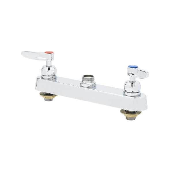T/&S Brass B-1120 Deck Mount Workboard Faucet