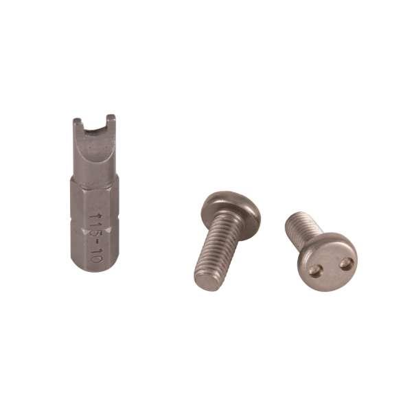 T/&S Brass 078X 3//8 NPT X 8 Long Chrom Riser