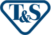 T&S Brass logo